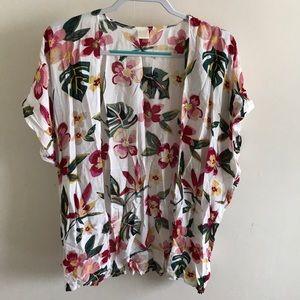 Tops - 💫FLASH SALE💫Hawaiian kimono from Oahu, Hawaii